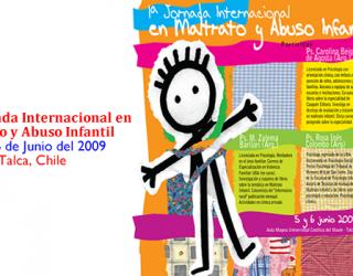 1era Jornada Internacional de Maltrato y Abuso Infantil en Talca