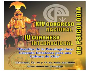 XIV Congreso Peruano de Psicología