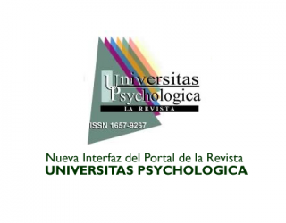 Nueva Interfaz del Portal de la Revista Universitas Psychologica