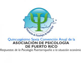 Convención Anual de la Asociación de Psicología de Puerto Rico