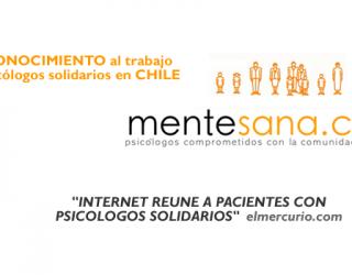 Internet reúne a pacientes con psicólogos solidarios