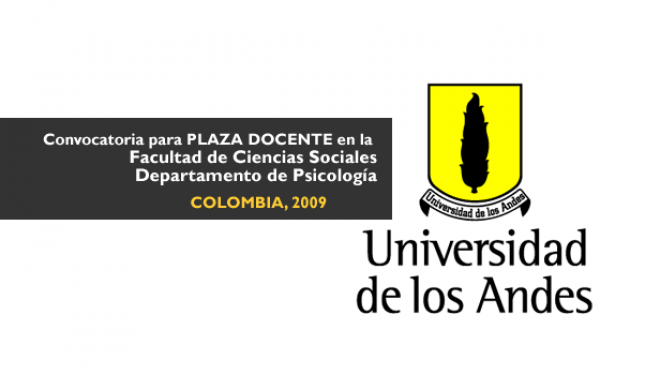 Convocatoria para plazas docentes en la universidad los for Convocatoria plazas docentes