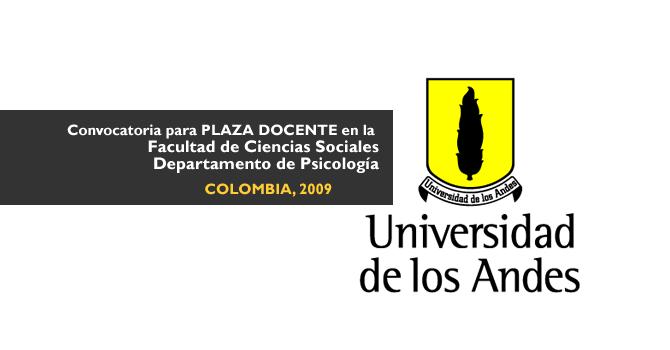 Convocatoria para plazas docentes en la universidad los Convocatoria para las plazas docentes 2016