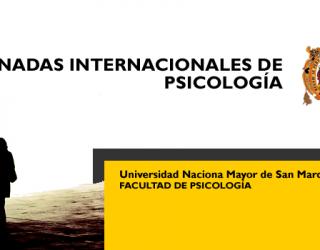 Jornadas Internacionales de Psicología – Perú