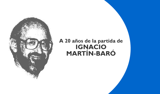 ignacio martin baro: