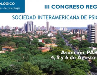 III Congreso Regional de la Sociedad Interamericana de Psicología