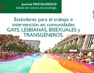 Estándares para el trabajo e intervención en comunidades Lesbianas, Gays, Bisexuales y Transgéneros