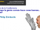 Conferencia ¿Porque la gente hace el bien o el mal? por Philip Zimbardo