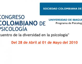 XIV Congreso Colombiano de Psicología