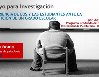 Apoyo para investigación de colega puertorriqueña
