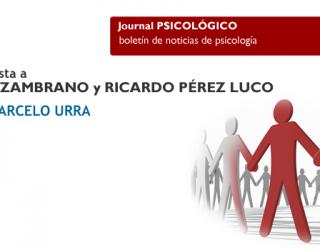 Entrevista a Alba Zambrano y Ricardo Pérez Luco