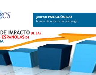 Indice de Impacto de las Revistas Españolas de Psicología