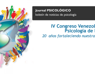 IV Congreso Venezolano de Psicología de la Salud