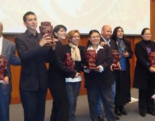Ganadores del Premio de Psicología Coatlicue – México