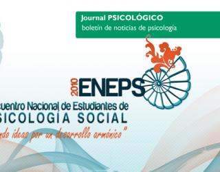 VI Encuentro Nacional de Estudiantes de Psicología Social