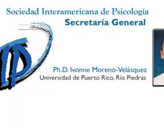 Nueva Secretaría General de la Sociedad Interamericana de Psicología