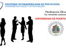 La Sociedad Interamericana de Psicología se pronuncia ante la huelga de la Universidad de Puerto Rico