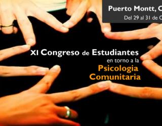 XI Congreso de estudiantes en torno a la Psicologia Comunitaria