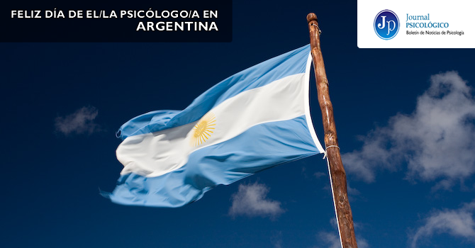 Feliz Dia de el/la Psiclogo/a en Argentina