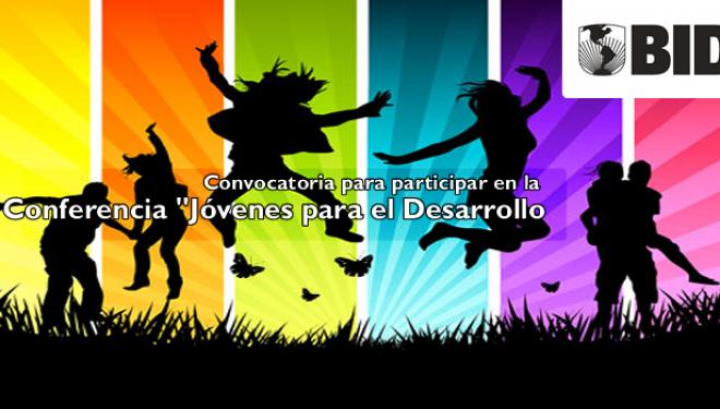 """Convocatoria para la Conferencia """"Jovenes para el Desarrollo"""""""
