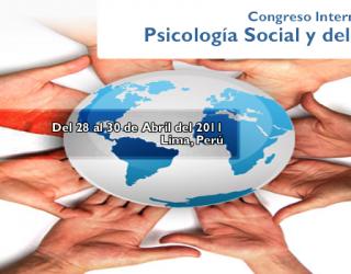 Congreso Internacional de Psicologia Social y del Trabajo