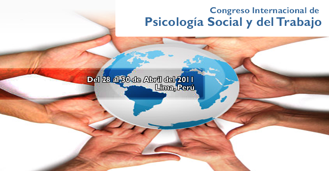 Congreso Internacional de Psicologia Social y del Trabajo