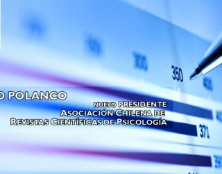 Roberto Polanco, Presidente de la Asociacion Chilena de Revistas Cientificas de Psicologia