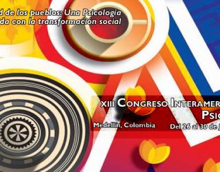 XXXIII Congreso Interamericano de Psicología – Colombia
