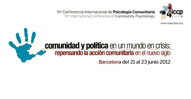 Cuarta Conferencia Internacional de Psicologia Comunitaria