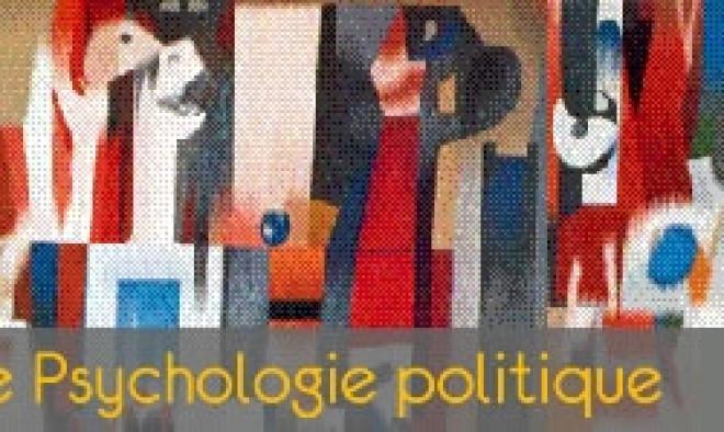 Les Cahiers de Psychologie Politique