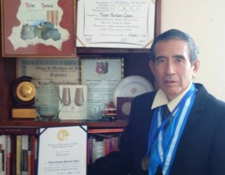 Psicologo peruano Victor Montero se lanza a la alcaldía del distrito de Pueblo Libre